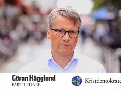 Kristdemokraterna Göran Hägglund