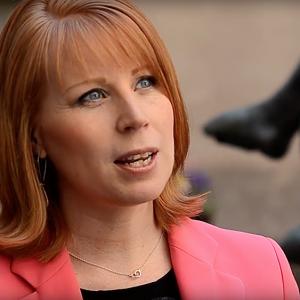 Annie Lööf (C), partiledarutfrågning